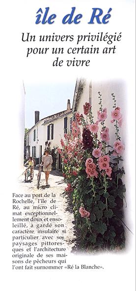 Agence Asbury  office de tourisme de l'île de Rè