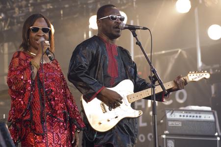 Amadou et Marianne