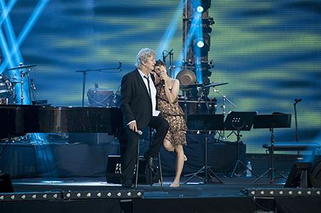 Jacques Higelin et Camille