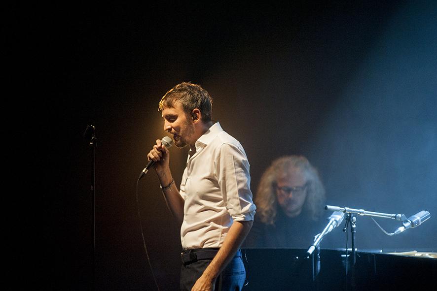 Christophe Willem et Yvan Cassar