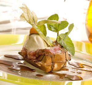 dessert glacé restaurant l'annexe La Rochelle