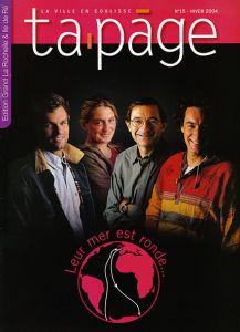 """Tapage  """"spécial Vendée globe """""""