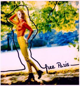 Agence Optima Paris  client : Free Paris