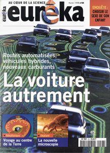 Eurêka N° 28 couverture + article