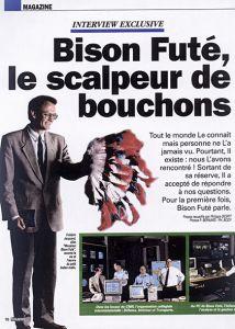 """Auto Journal  reportage sur """"Bison Futé"""""""