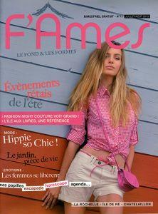 Couverture Fâmes N°11 La Rochelle