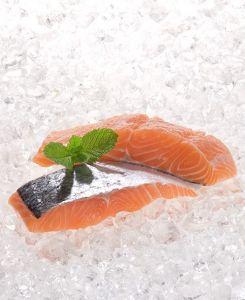 pavé saumon pour Intermarché