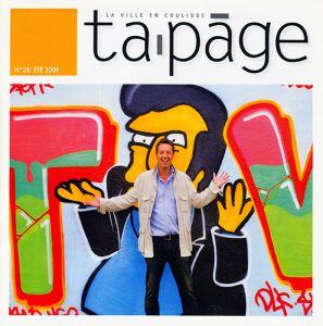 "Tapage  ""la ville en coulisse"" N°28"