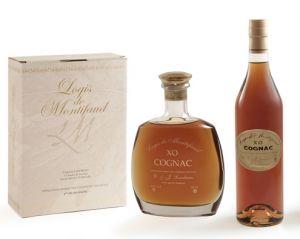cognac montifaud XO pour plaquette