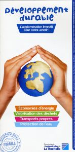 Salon développement durable - Agence Blanc de Chine