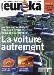 Eurêka N° 28 couverture + article
